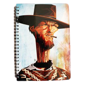 The Cowboy Clint Eastwood Notebook