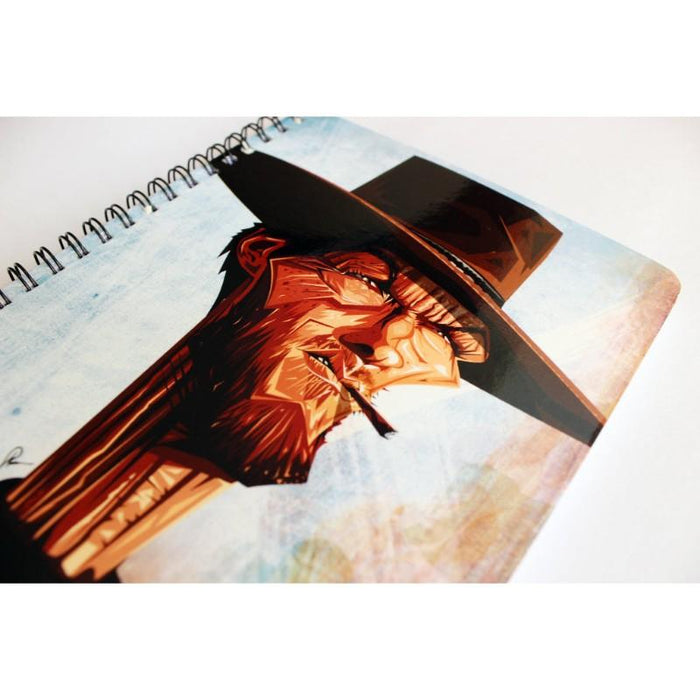 The Cowboy Clint Eastwood Notebook - www.entertainmentstore.in