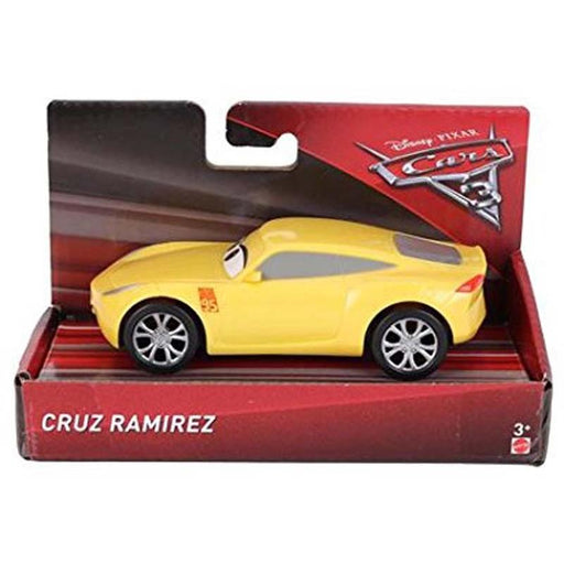 Disney Pixar Cars 3 Cruz Ramirez Vehicle - www.entertainmentstore.in
