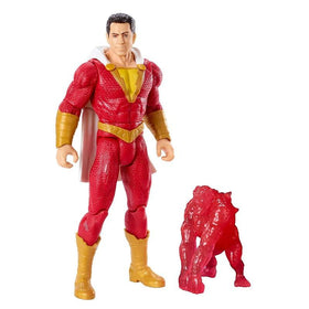 Shazan Action Figure