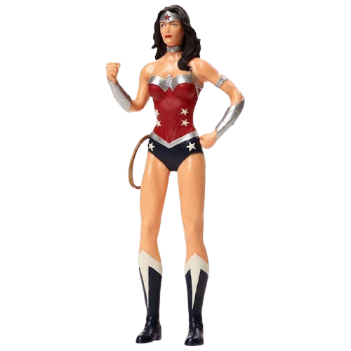 Justice League Wonder Woman Bendable Action figures - www.entertainmentstore.in