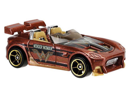 Hot Wheels Batman Vs Superman Tantrum Wonder Woman Vehicle