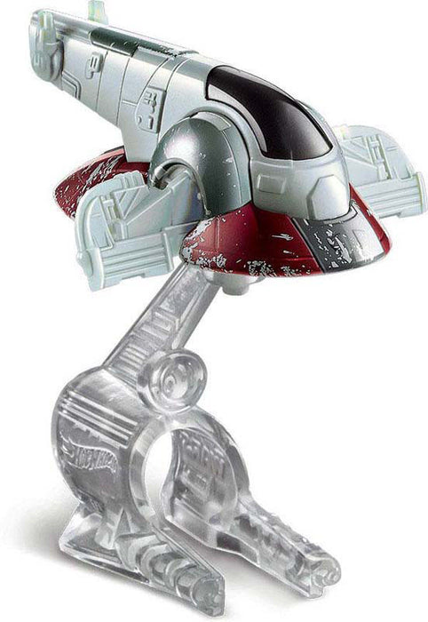 Star Wars Boba Fetts Slave I Hot Wheels