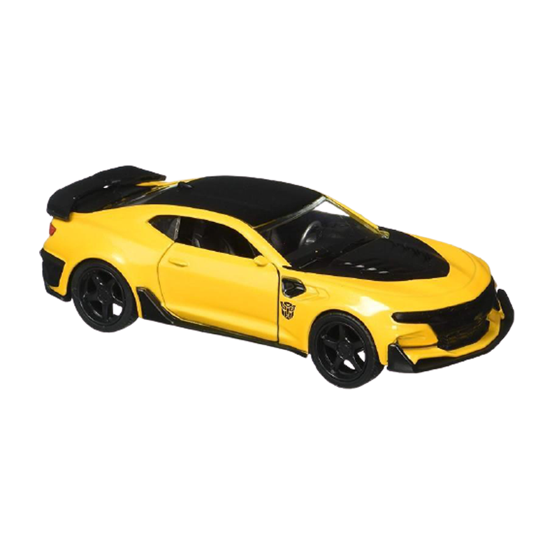 Transformers 5 Chevrolet Camaro Bumblebee Yellow Vehicle - www.entertainmentstore.in