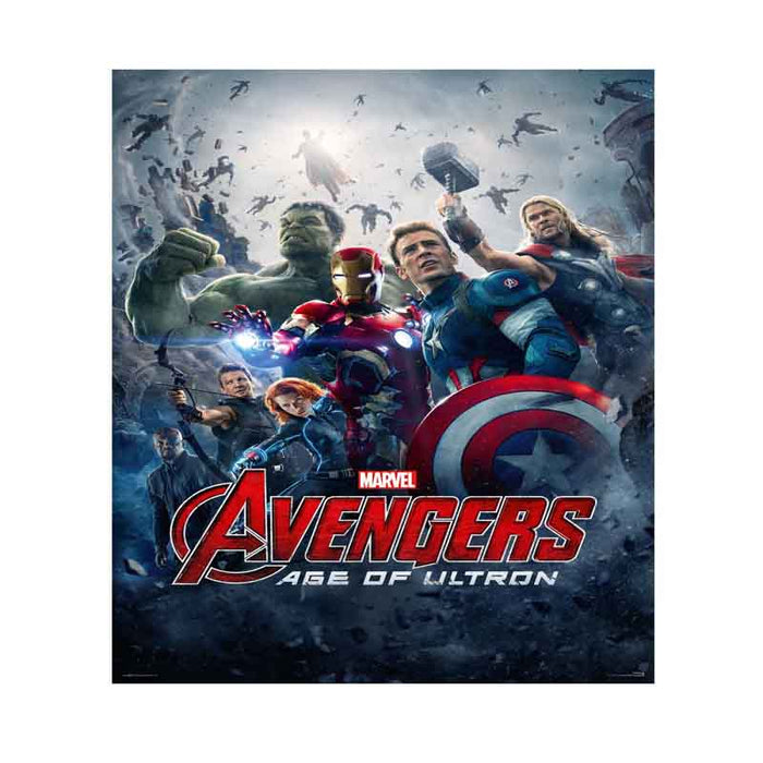 Marvel Avengers Age of Ultron Poster