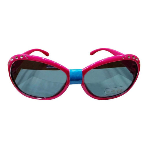 Barbie UV Protected Wrap Around Girl's Sunglasses - www.entertainmentstore.in