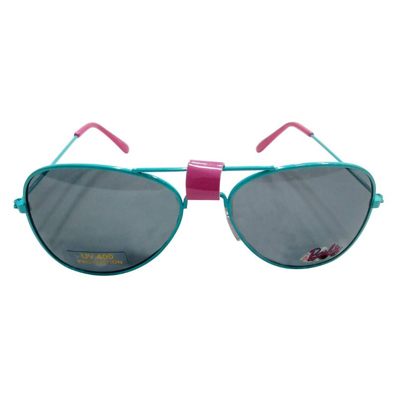 Barbie UV Protected Aviator Girls Sunglasses - www.entertainmentstore.in