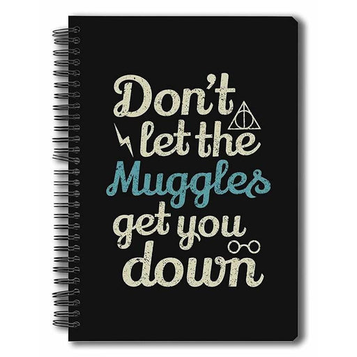 Harry Potter Muggles Notebook