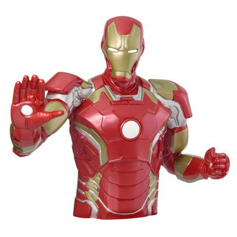 Avengers Age of Ultron Coin Bank Iron Man