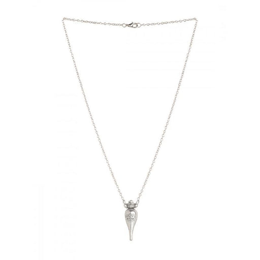 Harry Potter Felix Felicis Silver Necklace - www.entertainmentstore.in