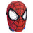 Ultimate Spiderman Sinister Six Spidey Sense Mask