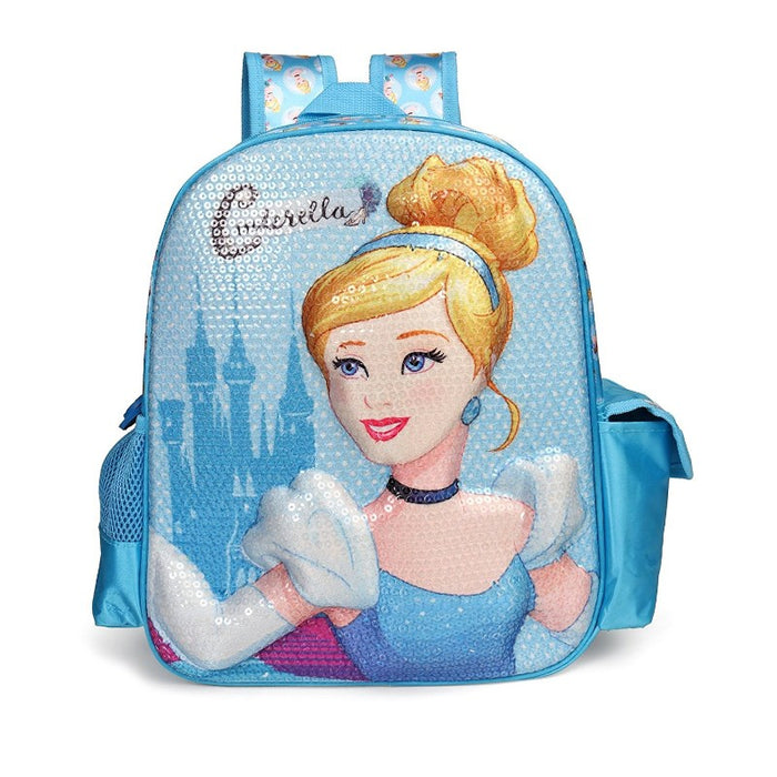 856ca4707285 Disney Princess Cinderella EVA School Backpack Disney Princess Cinderella  EVA School Backpack ...