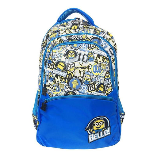 Minions Bello School Backpack