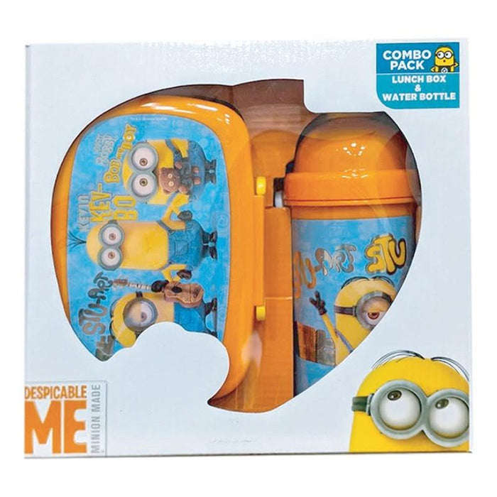 Minions Trio Blue Combo Box
