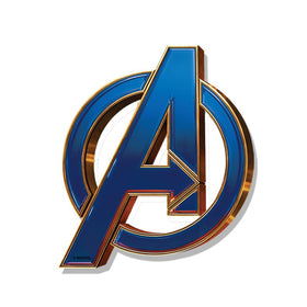 Avengers End Game A Logo Fridge Magnet