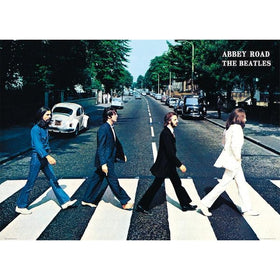 The Beatles Abbey Road Giant Poster