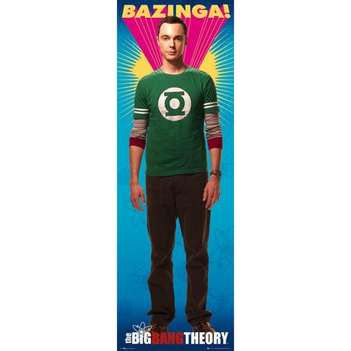 The Big Bang Theory Bazinga - Midi Poster