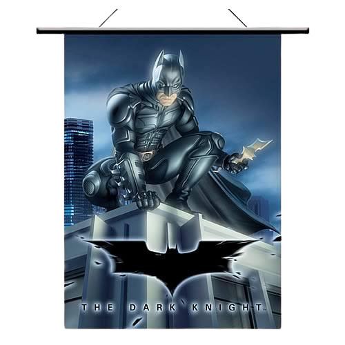 Dark Knight - Wall Scroll - Batman - Fabric Poster - www.entertainmentstore.in