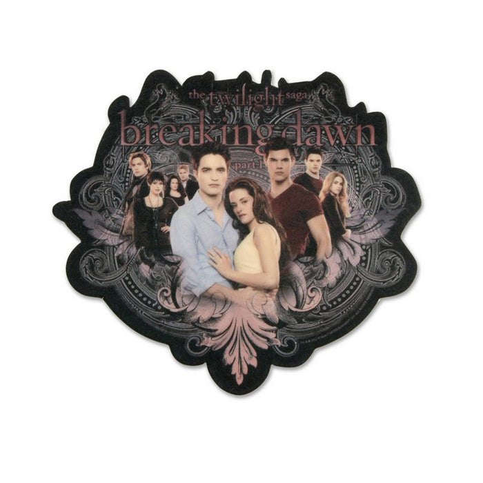 Breaking Dawn Cullens And Fillagree Sticker