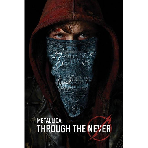 Metallica Through The Never - Maxi poster
