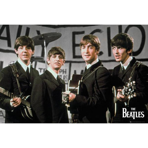 The Beatles Daily Echo Maxi Poster