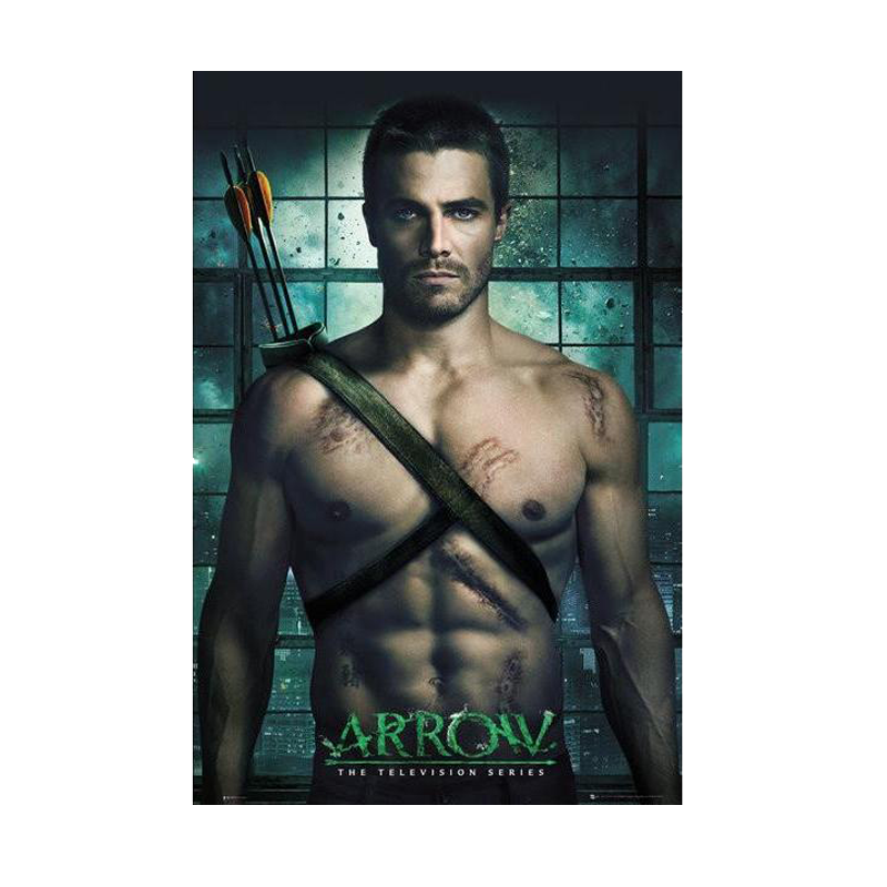 Arrow Pin Up Maxi Poster - www.entertainmentstore.in