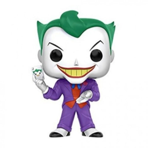 Funko Pop Animated Batman Joker Vinyl Figure