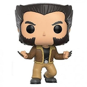 Funko Pop Marvel X Men Logan Bobble Head