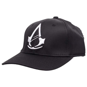 Assassins Creed Unity Logo Black Cap