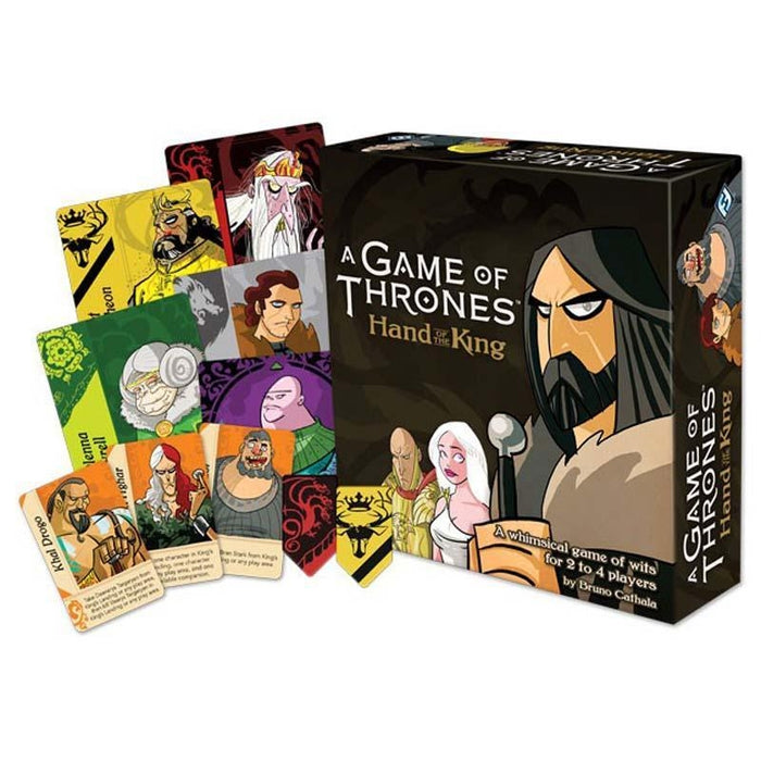 Game Of Thrones Hand Of King Card Game