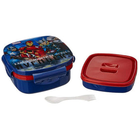 Marvel Avengers Earth's Mightiest Heroes Lunch Box