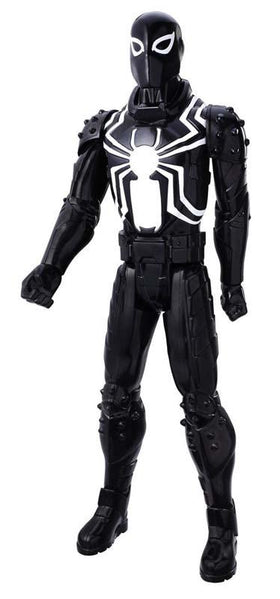 Marvel Agent Venom Titan Hero Series Action Figure