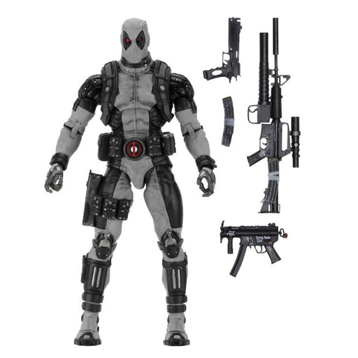 Marvel Classics X Force Deadpool 1/4 Scale Action Figure