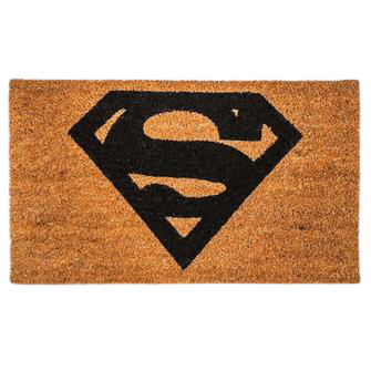Superman Logo Doormat - www.entertainmentstore.in