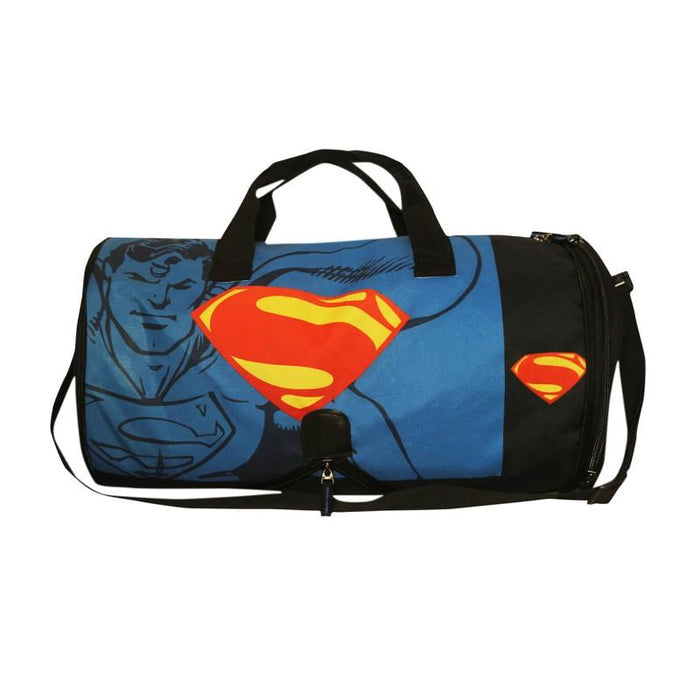 Superman With Symbol of Hope Duffle Bag