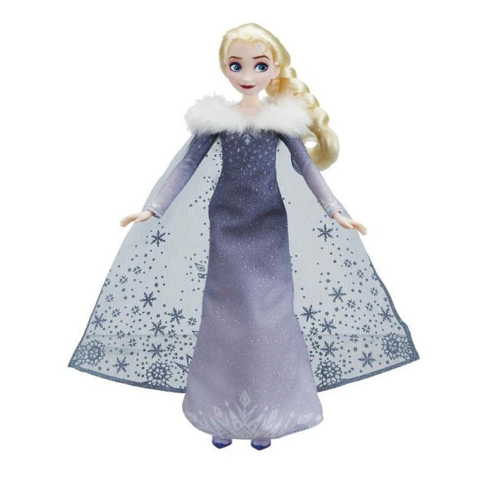 Disney Frozen Musical Elsa Fashion Doll