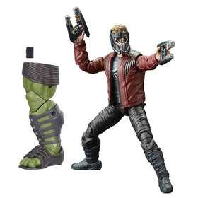 Guardians of the Galaxy Vol 2 Star Lord Legends Series Action Figure