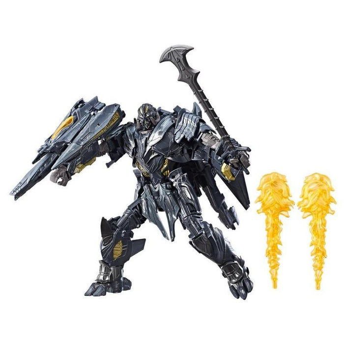Transformers The Last Knight Premier Edition Leader Class Megatron Action Figure