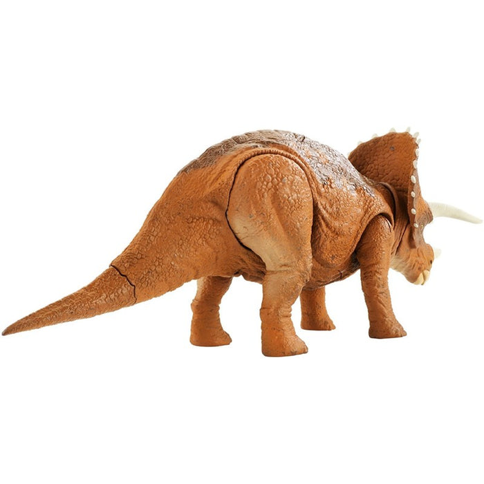 Jurassic World Roarivores Triceratops Action Figures Animals & Dinosaurs