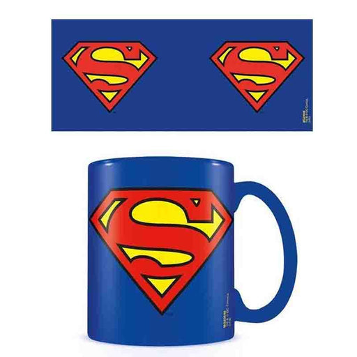 Dc Originals Superman LogoBlue Mug