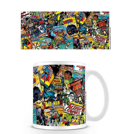 Dc Originals Comic CoversCoffee Mug