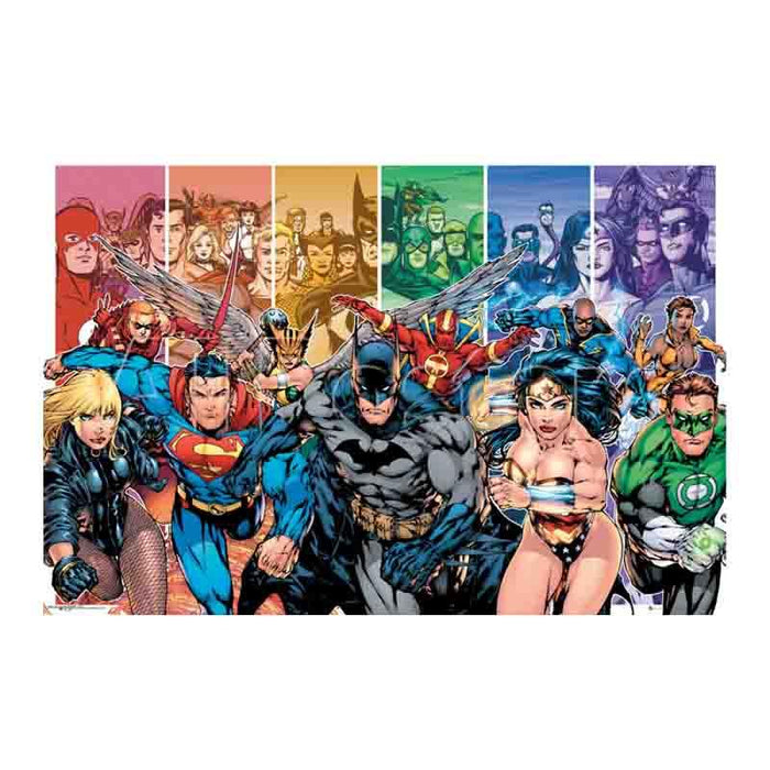 Justice League AmericaGenerations Maxi Poster