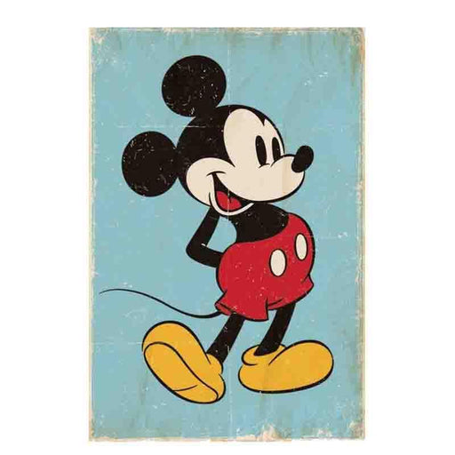 Mickey Mouse RetroMaxi Poster