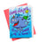 Happy Birthday Whale Gift TagOf 10Pcs