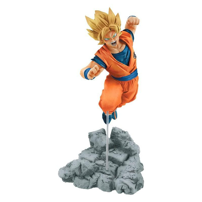 Dragon Ball Super Soul X Soul Son Gokou Figure