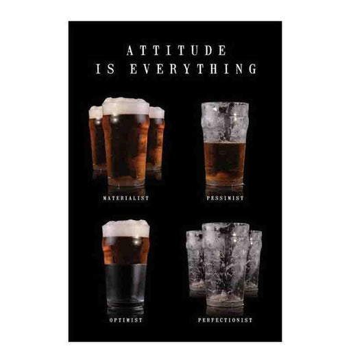 Attitude Is EverythingMaxi Poster