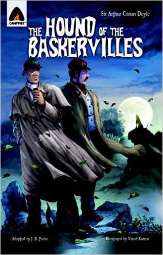 The Hound of the Baskervilles The Graphic Novel