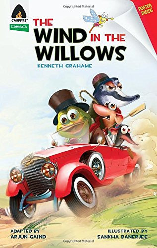 The Wind in the Willows The Graphic Novel
