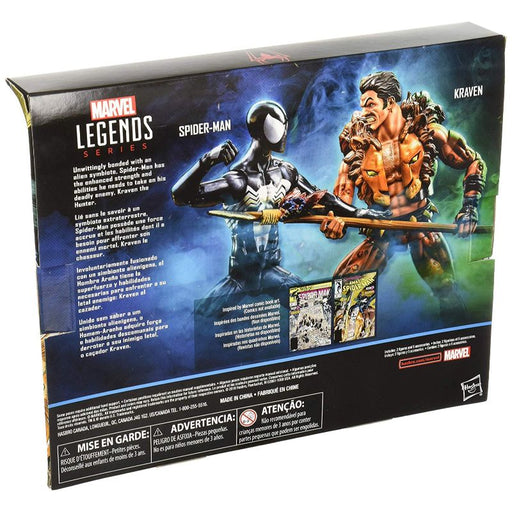 Spiderman & Kravel 2 Pack Marvel Legends Figure - www.entertainmentstore.in