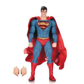 Dc Comics Lee Bermejo Superman Designer Series Action Figure